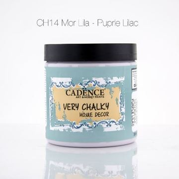 CH14 Mor Lila - 500ML Very Chalky Home Decor resmi