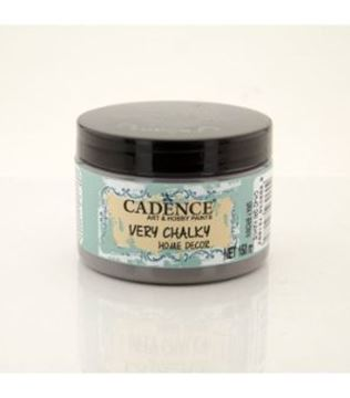 CH42 GRİ KAHVE - 150ML VERY CHALKY HOME DECOR resmi